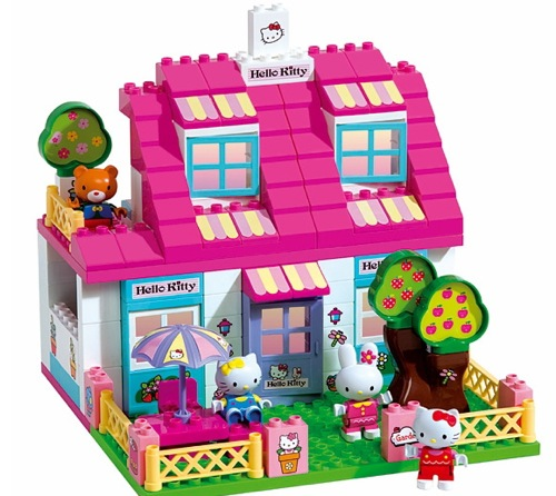 Hello Kitty Duplo! - Djchalls Micro Blog
